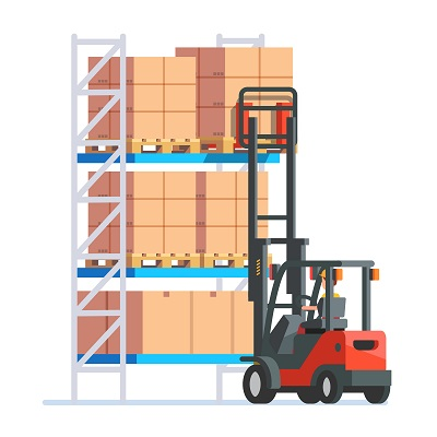 Different Types of Racks used in Warehouse | Tenaxx Logistics