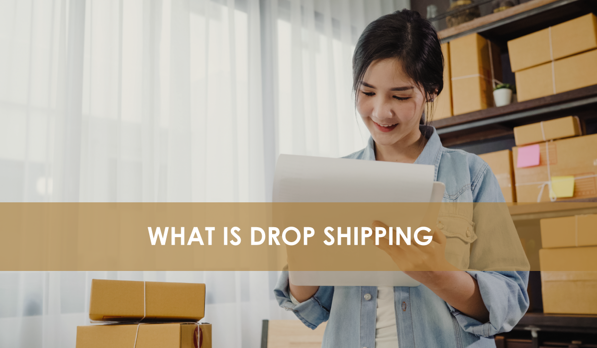 what is drop shipping