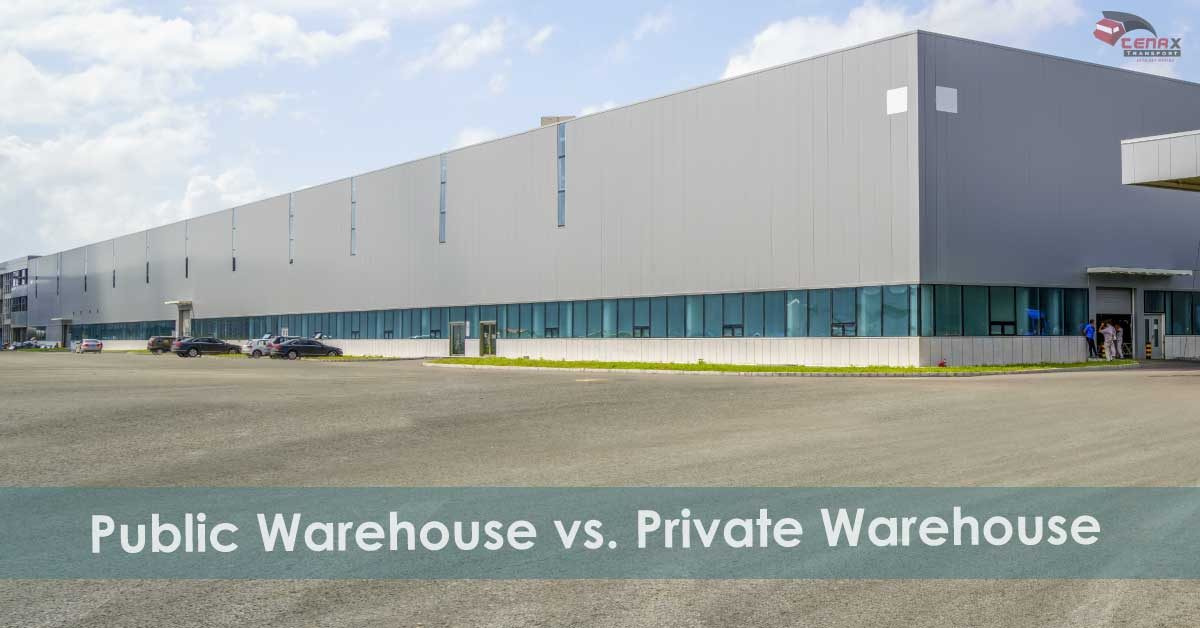 public warehousing