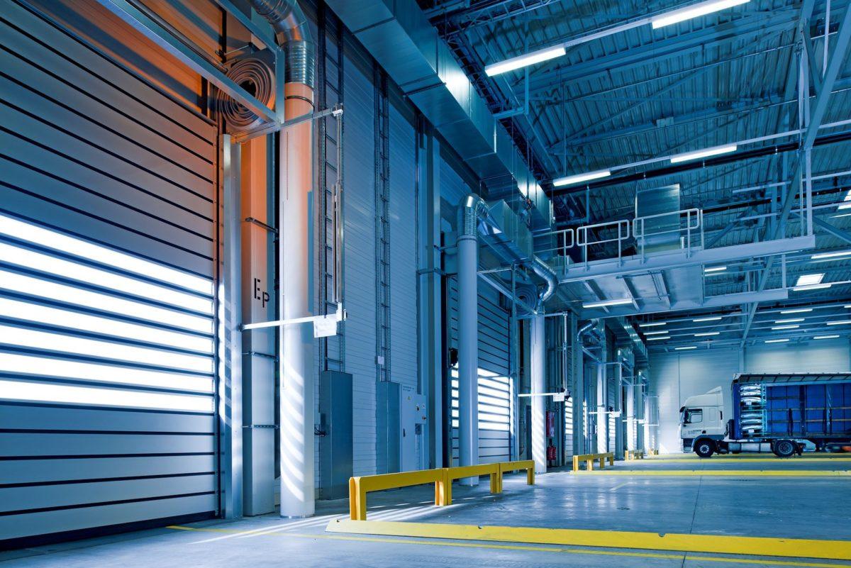Large Capacity Warehouse
