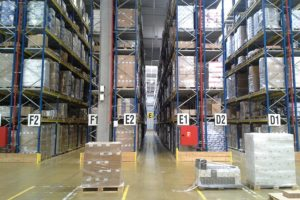 Storage solutions for your goods
