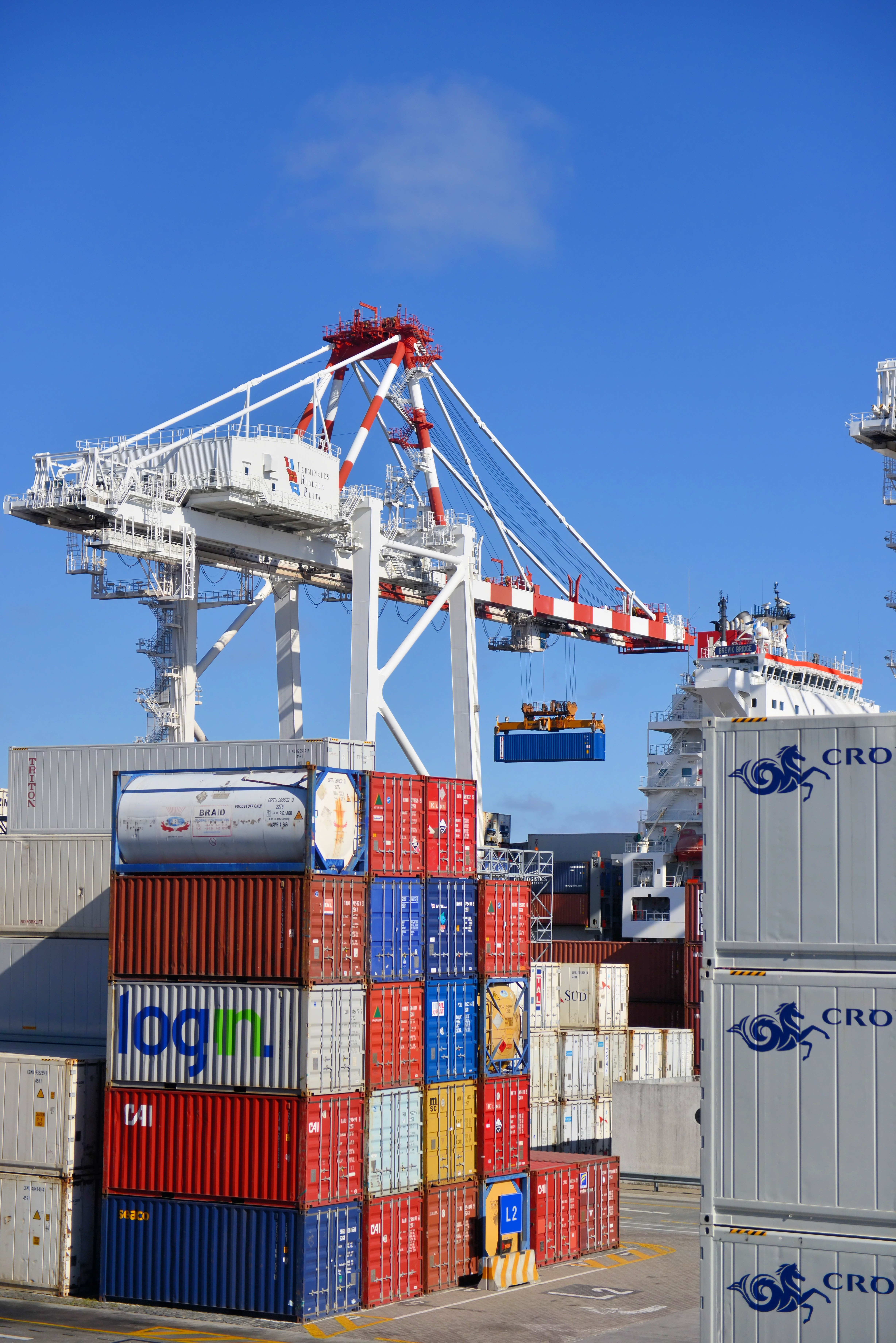 Need for improvement in Logistics Industry