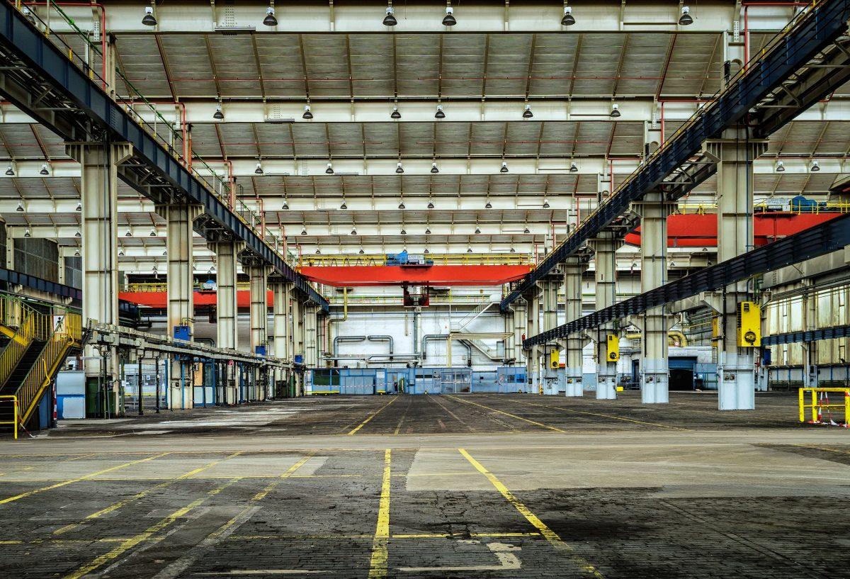 Dedicated Warehouse | tenaxxlogistics