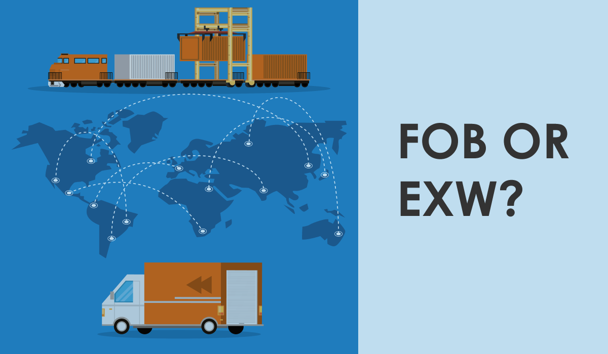 fob and exw incoterms