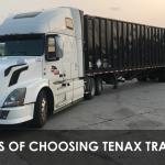 benefit of choosing transportation company