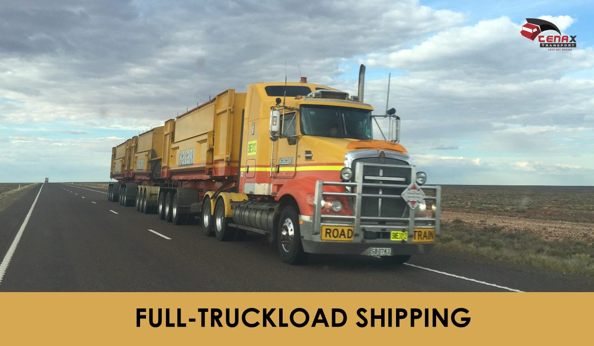 FTL shipping service in Ontario
