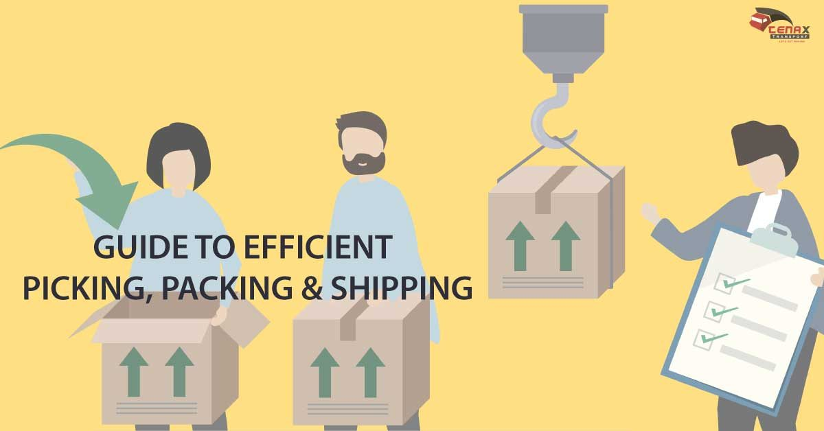 An Easy Guide to Efficient Picking, Packing & Shipping