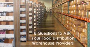 Food storage warehouse